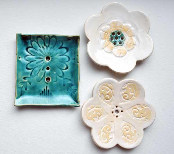 pierwsze mydelniczki zanim powstala moja firma elius art mydelniczka ceramiczna,piękne prezenty,ceramiczna mydelniczka handmade,ceramiczna mydelniczka z dziurkami