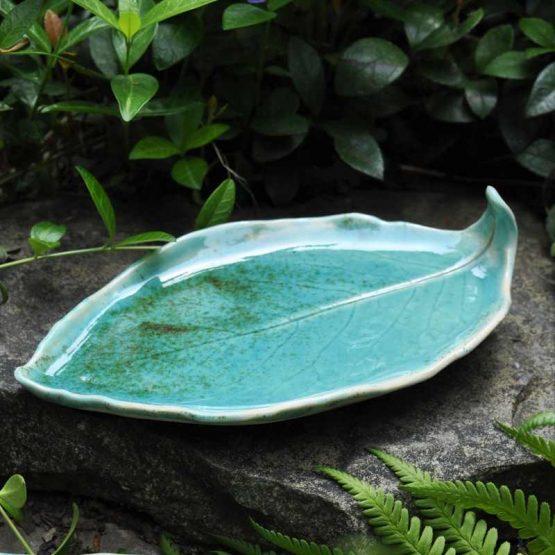 ceramiczny talerz na biżuterię arteliu