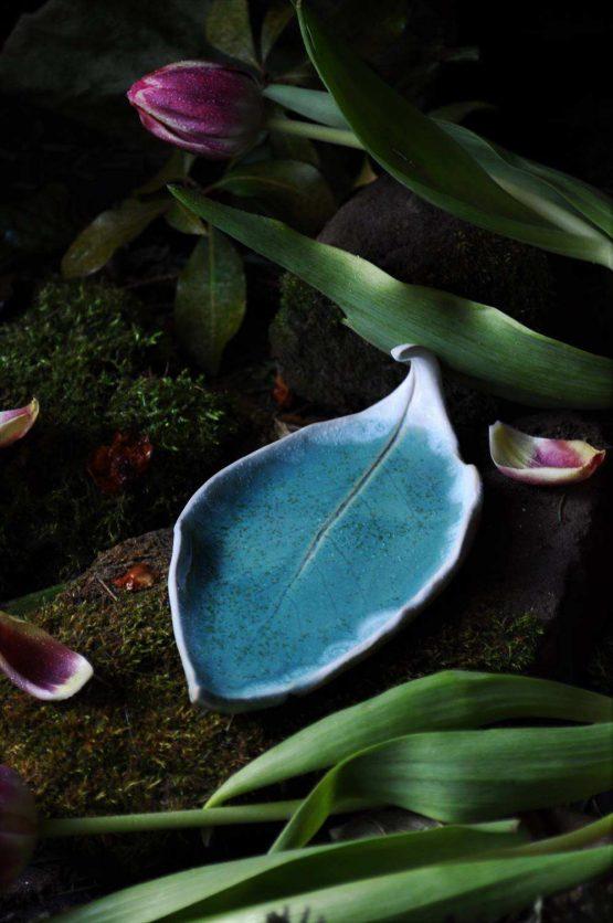ceramiczna podstawka pod palo santo na biżuterię sklep arteliu