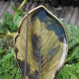 podstawka ceramiczna pod palo santo ręcznie robiona
