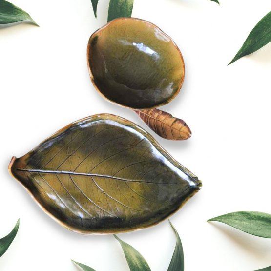 komplet ceramiczny na sushi ceramika artystyczna sklep z prezentami artystycznymi