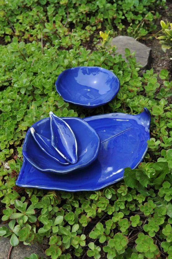 ceramiczny zestaw na sushi rękodzieło artystyczne arteliu sklep
