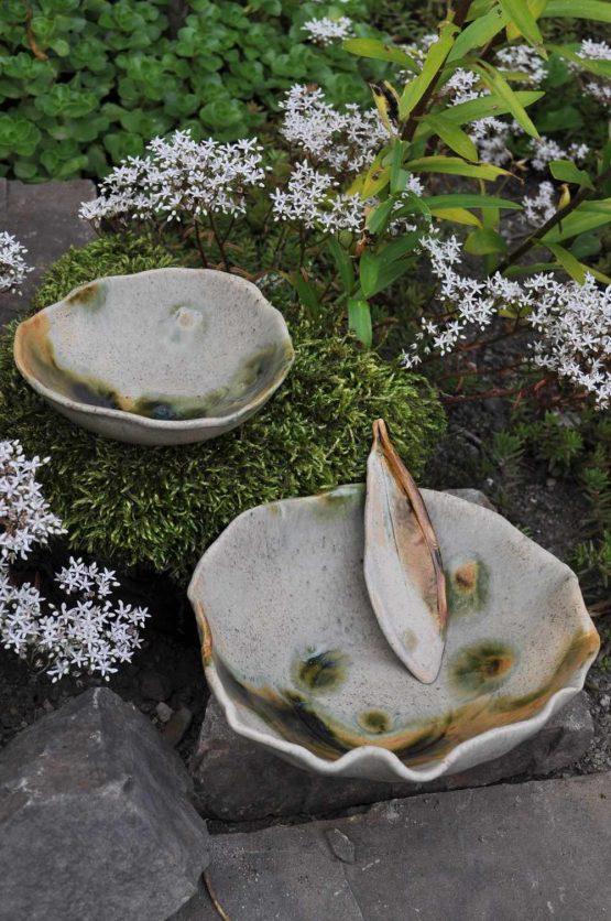 miski ceramiczne rękodzieło artystyczne na prezent