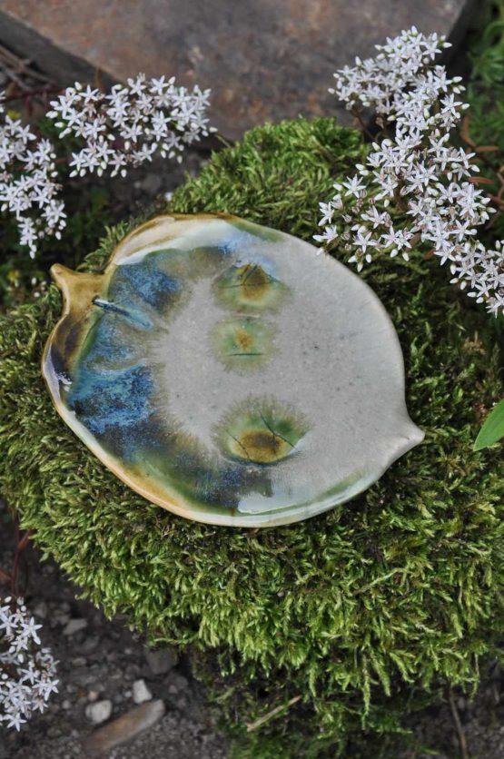 podstawka ceramiczna na biżuterię ręcznie robione prezenty