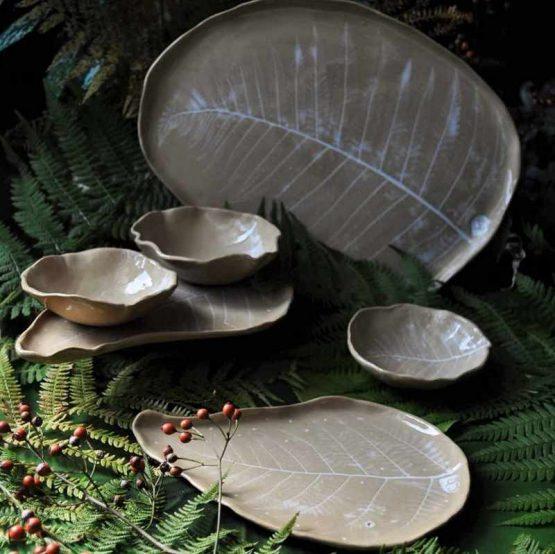 ceramiczny zestaw do sushi artystyczne rękodzieło prezenty dla pary na suszi